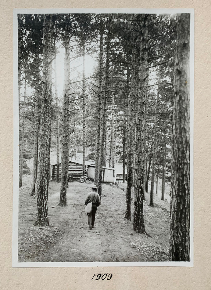 1909 Esker Photo from UMN CFC