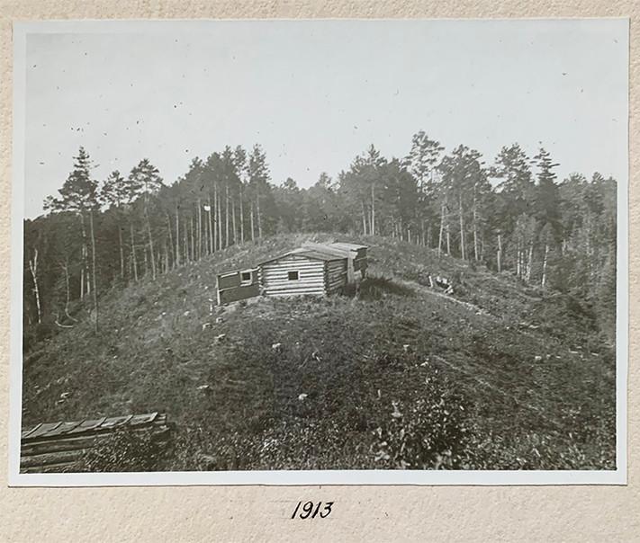 1913 Esker Photo via UMN CFC