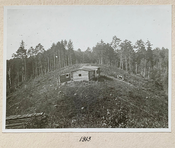 1913 Esker Photo via UMN CFC
