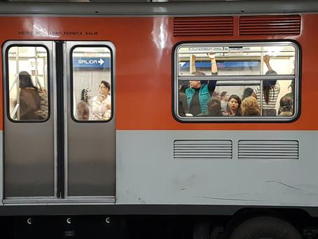 El gran problema del Metro de la Ciudad de México.