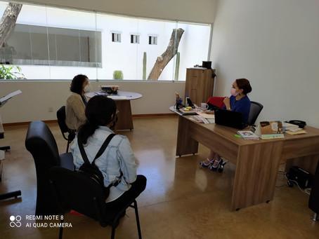 Tres egresadas de la USLP impulsan la primera escuela de Derechos Humanos y laborales para trabajado