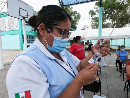 Soledad anuncia ajustes en Jornada de vacunación en población de 30 a 39 años.