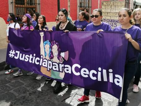 CECILIA, ESCUCHA, TU FAMILIA ESTÁ EN LA LUCHA.