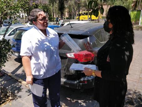 México Makers: Una muestra de solidaridad ante la contingencia en SLP.