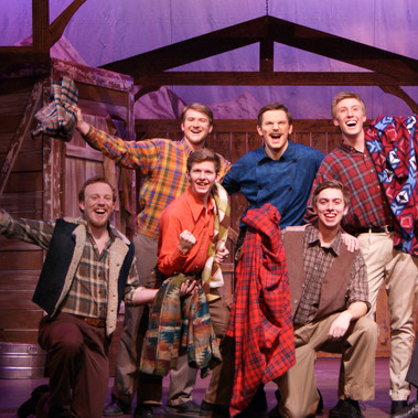 Seven Brides for Sevne Brothers