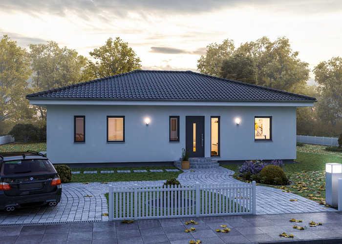 Проект дома 103 кв.м.