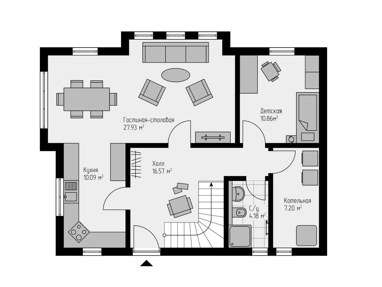 Проект дома 129 (1)