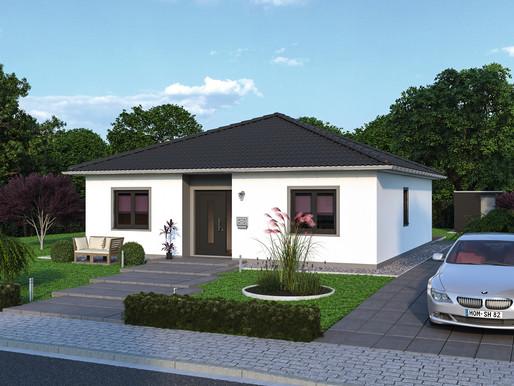 Проект под дом - 83 м²