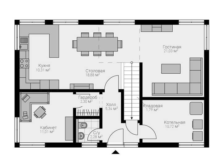 Проект дома 158 (1)