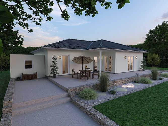 Проект дома 110