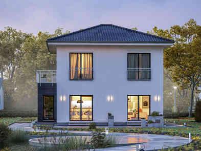 Проект дома 126 м²