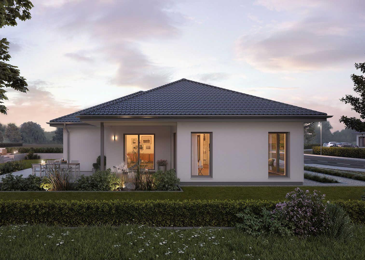 Проект дома 146