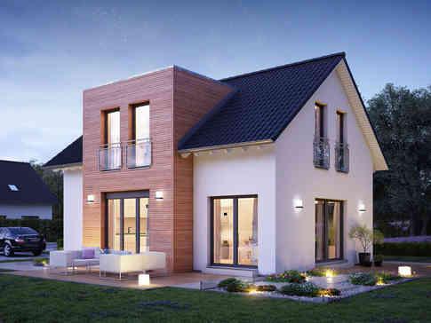 Проект дома 131 м²