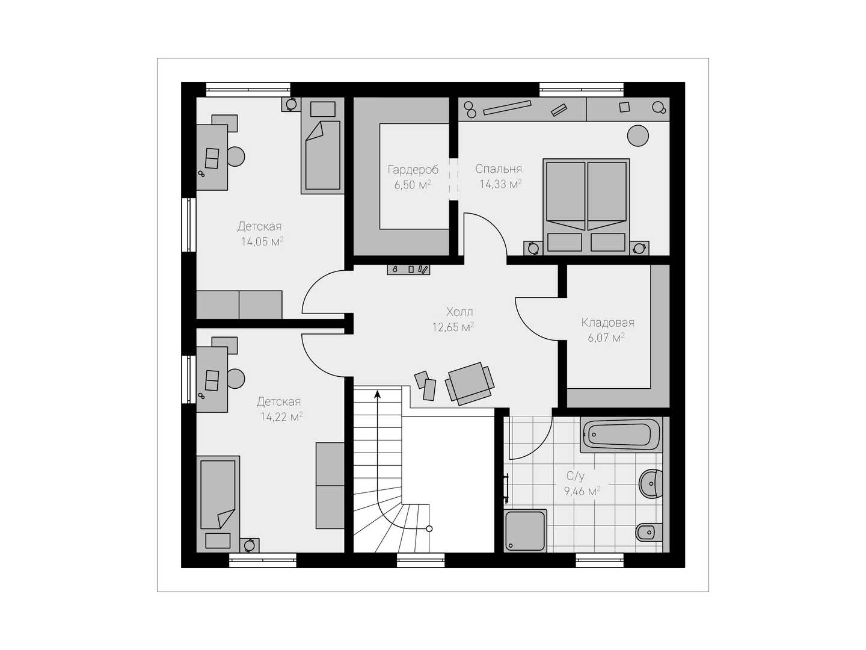Проект дома 175 (2)