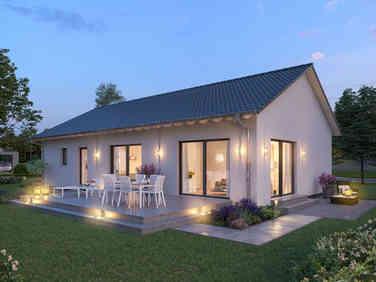 Проект дома 109 м²