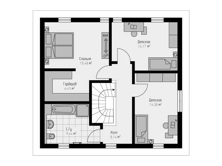 Проект дома 141 (2)