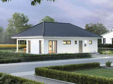 Проект дома 108 м²
