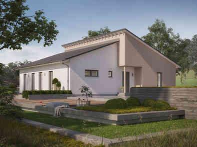 Проект дома 140 м²