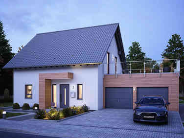 Проект дома 143 м²