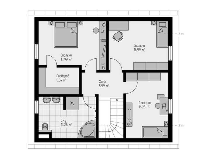 Проект дома 162 (2)
