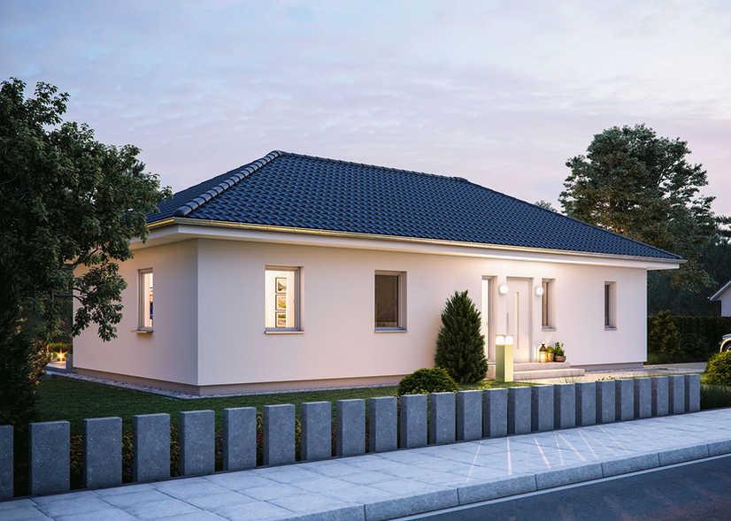 Проект дома 136