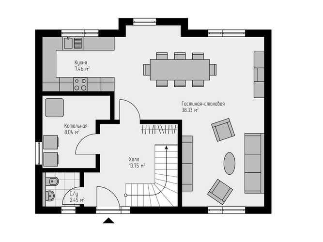 Проект дома 133 (1)