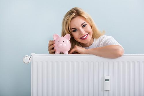 Отопление коттеджа при помощи электрического конвектора