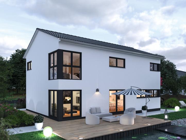 Проект дома 158
