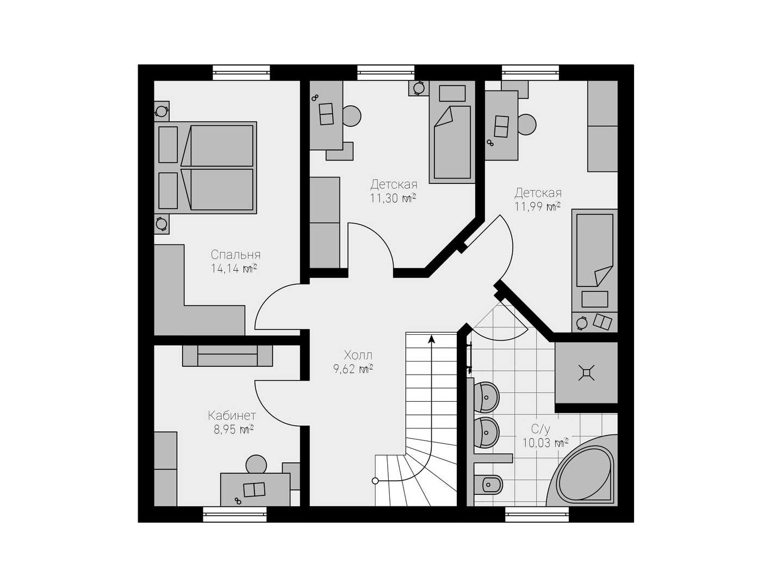 Проект дома 139 (2)