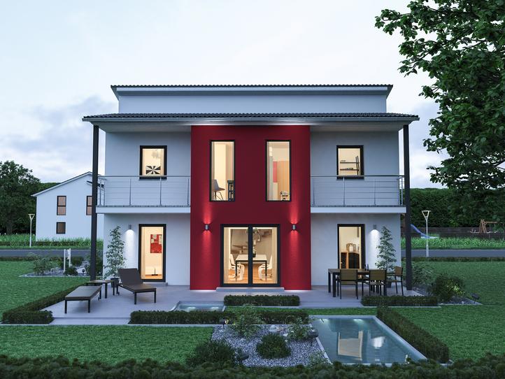 Проект дома 159