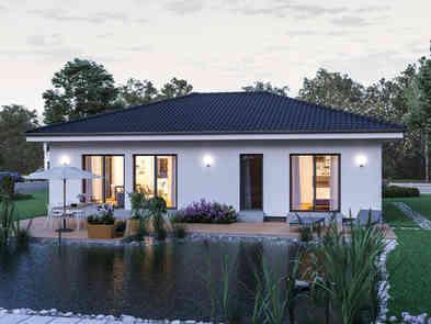 Проект дома 103 м²