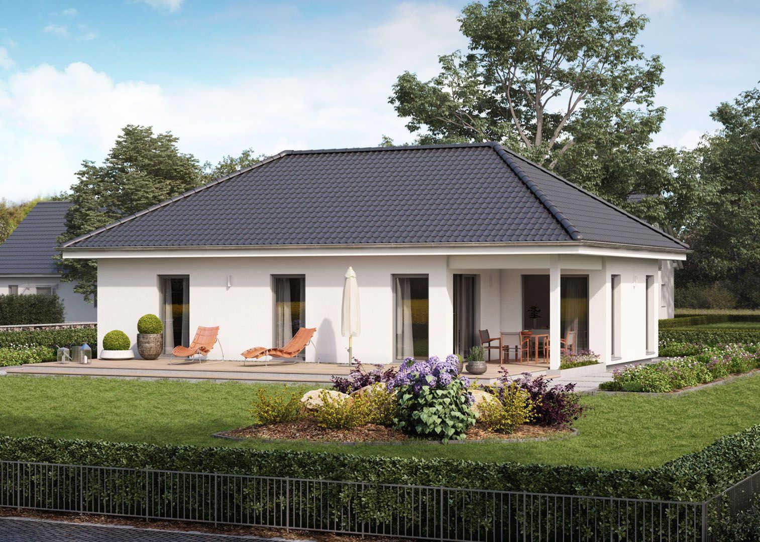 Проект дома 108 кв.м.