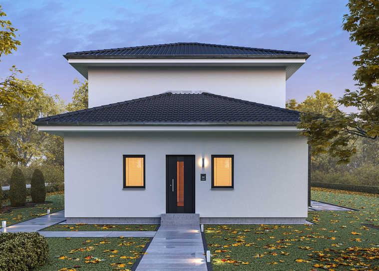 Проект дома 139кв.м.