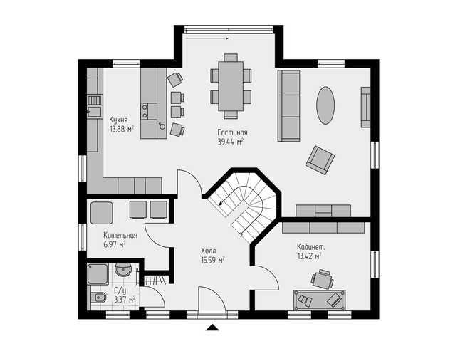 Проект дома 180 (1)