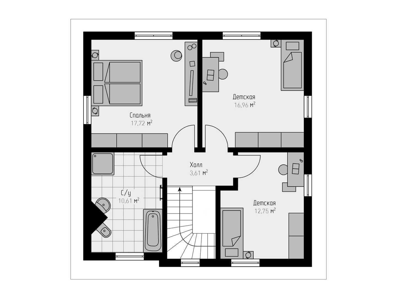 Проект дома 129 (2)