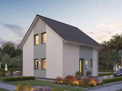 Проект дома 98 м²