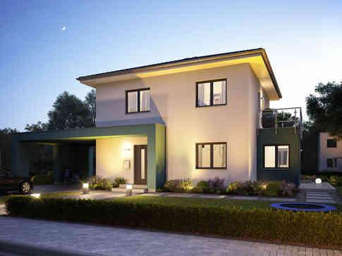 Проект дома 135 м²