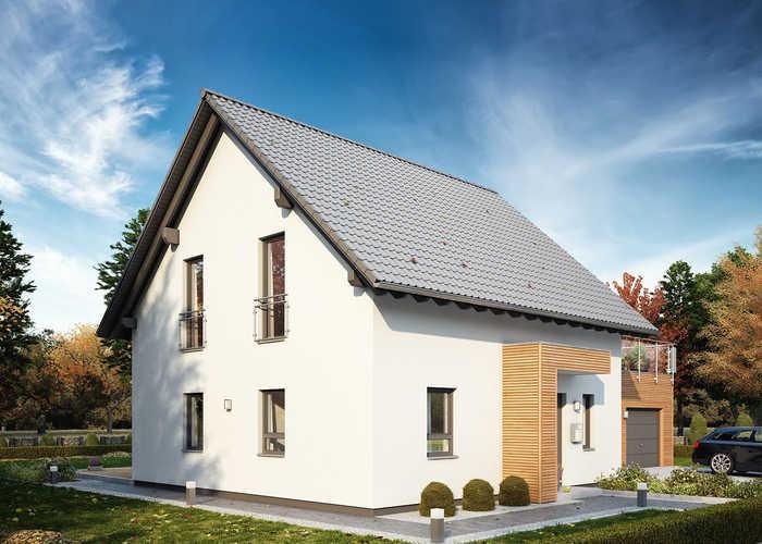 Проект дома 143