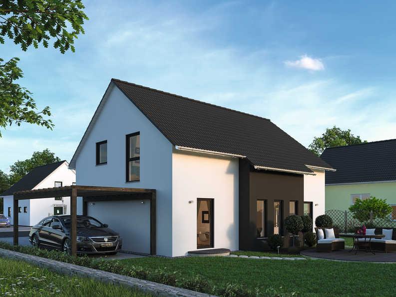 Проект дома 129