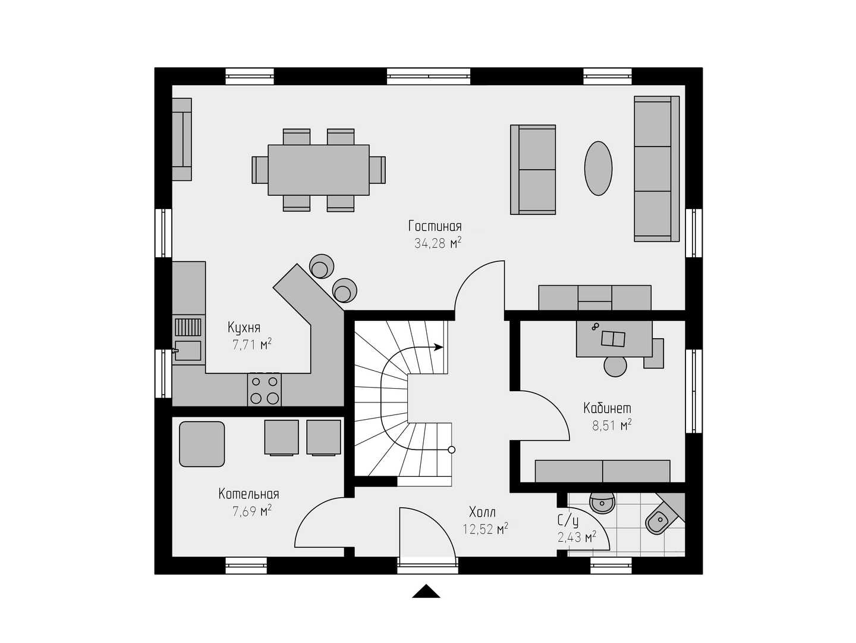 Проект дома 141 (1)
