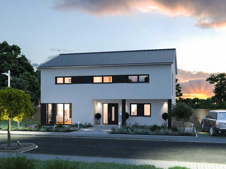 Проект дома 153