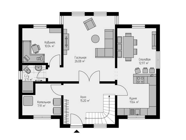 Проект дома 151 (1)