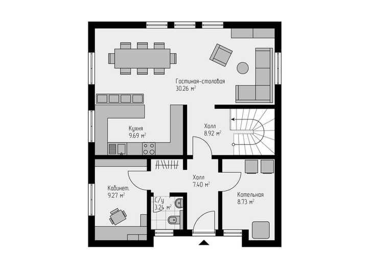 Проект дома 150 (1)