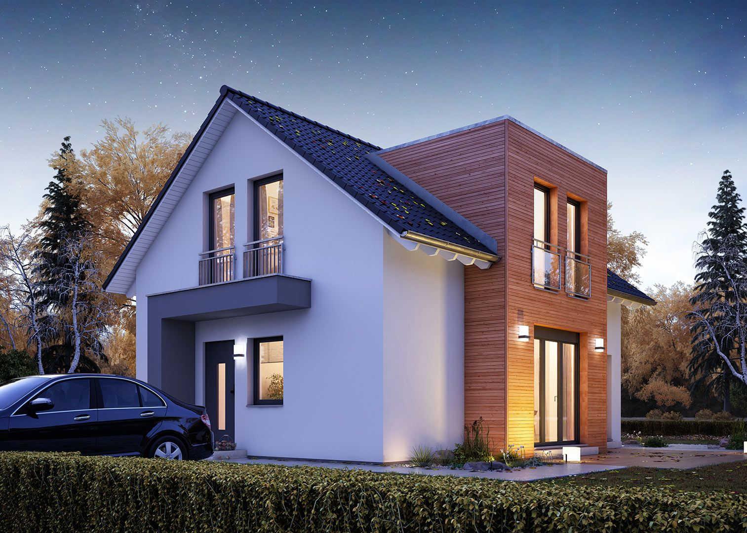 Проект дома 131кв.м.