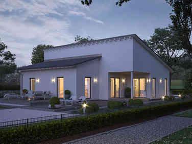 Проект дома 138 м²