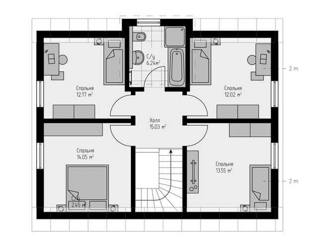 Проект дома 133 (2)