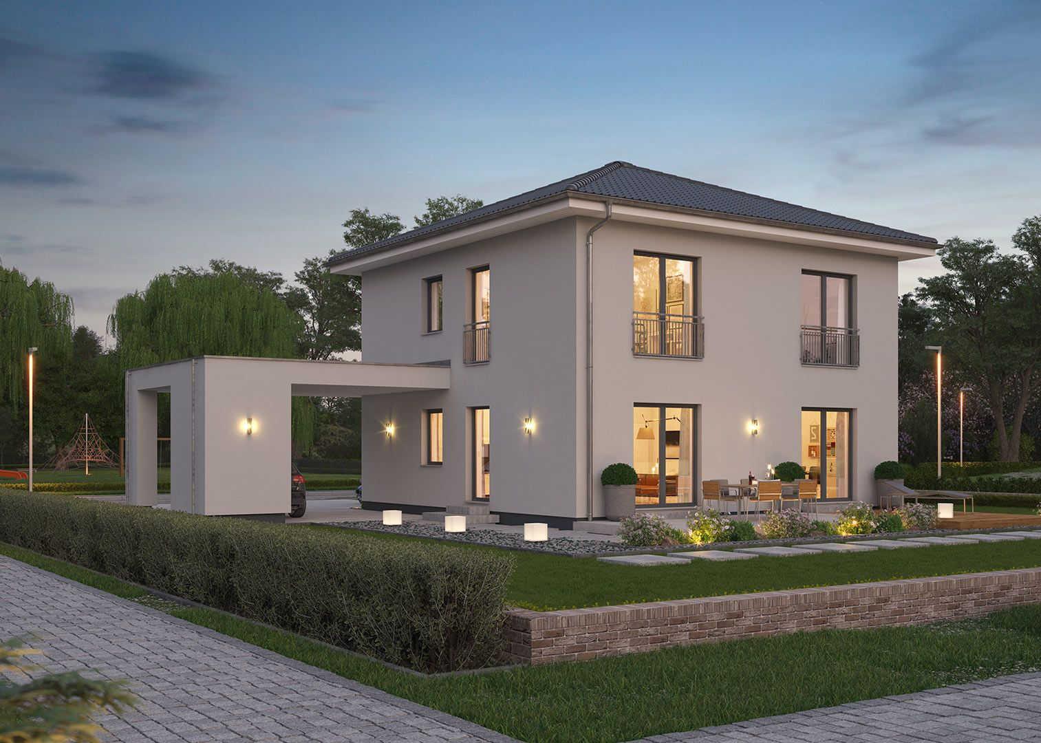 Проект дома 160кв.м.