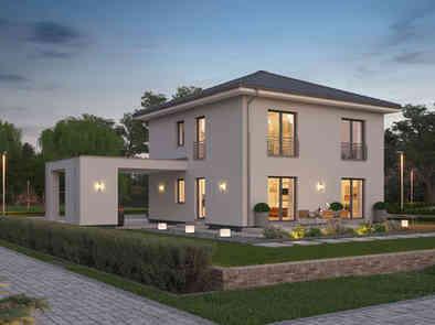 Проект дома 160 м²