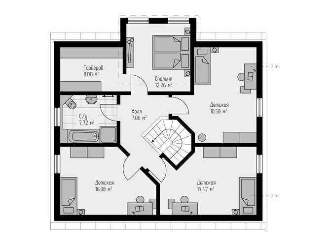 Проект дома 180 (2)