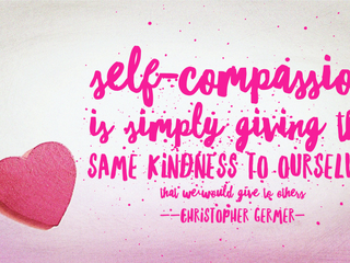 6 Steps to Self-Compassion